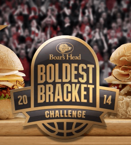Boar's Head Boldest Bracket Challenge #BHBoldestBracket