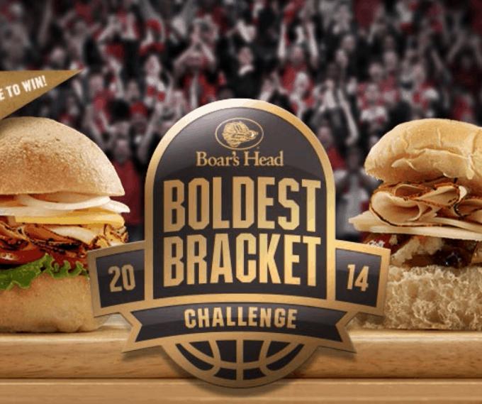 Boar's Head Boldest Bracket Challenge #BHBoldestBracket