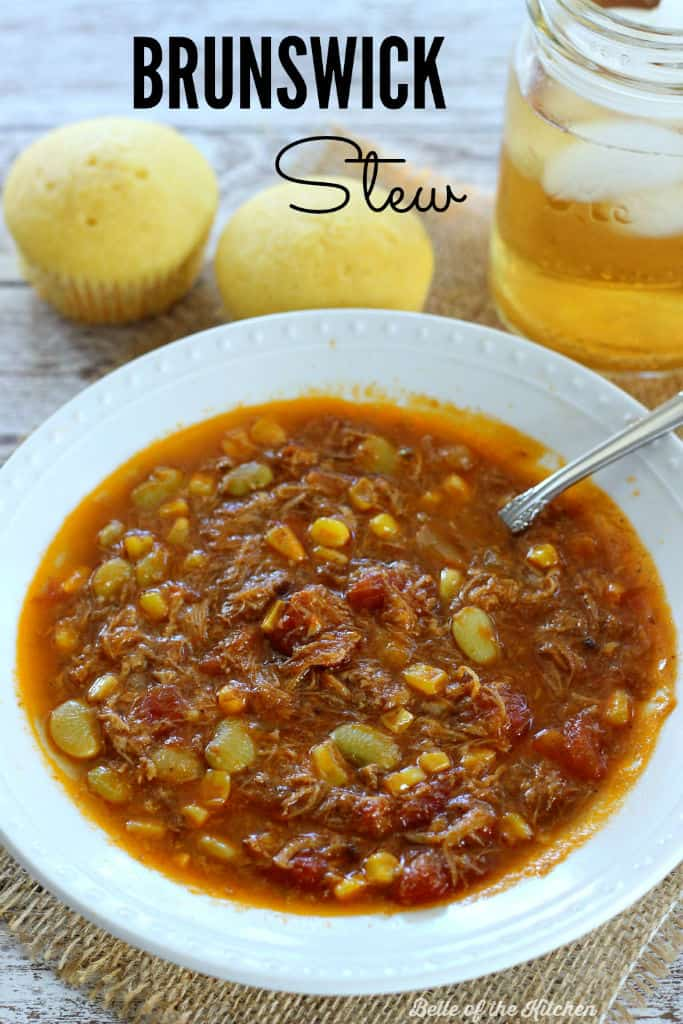 Brunswick Stew | Belle of the Kitchen