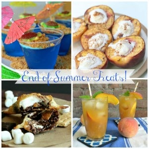 Belle of the Kitchen | End of Summer Treats