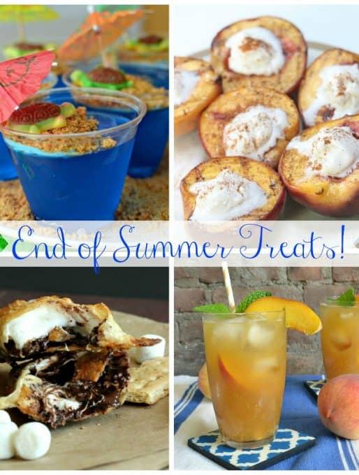 Saturday Night Fever + End of Summer Treats!