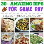 30+ Amazing Dip Recipes for Game Day