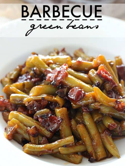 Barbecue Green Beans