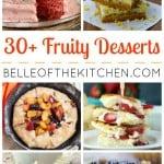 30+ Fruity Spring Desserts