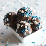 Chocolate Cake Balls Recipe
