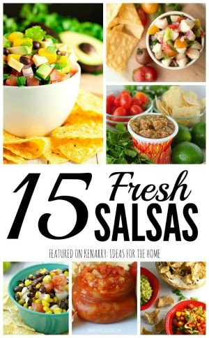 15 Fresh Salsa Recipes from Kenarry: Ideas for the Home
