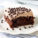 Skinny Chocolate Cake Recipe