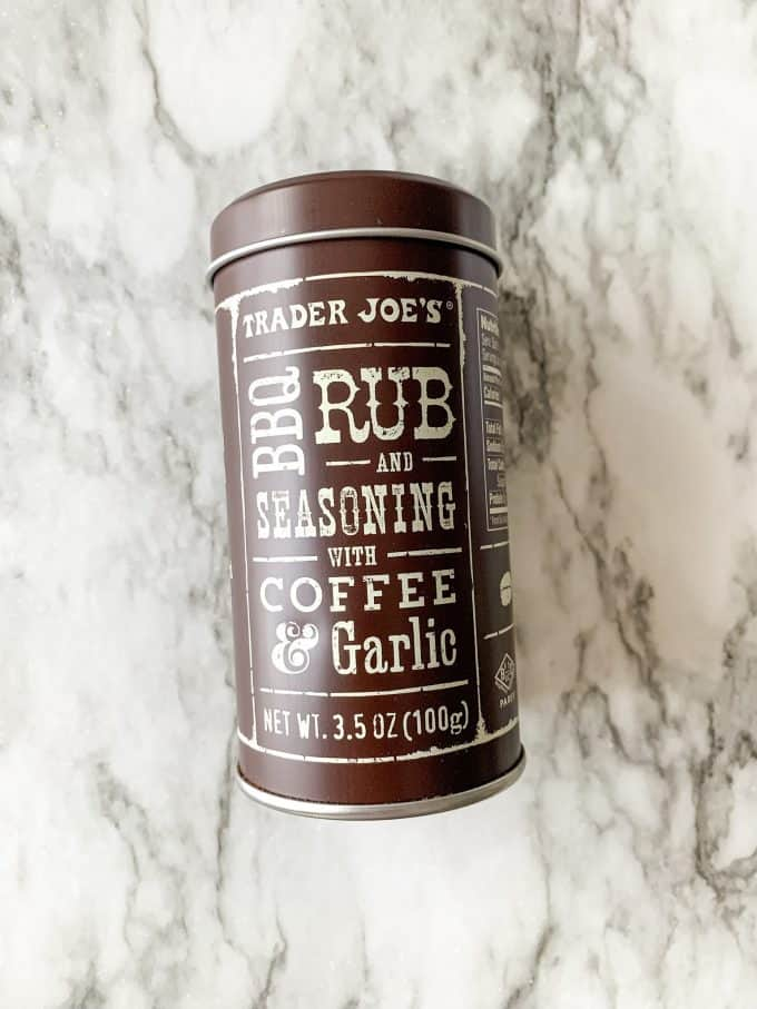 Trader's Joe's BBQ Rub and Seasoning