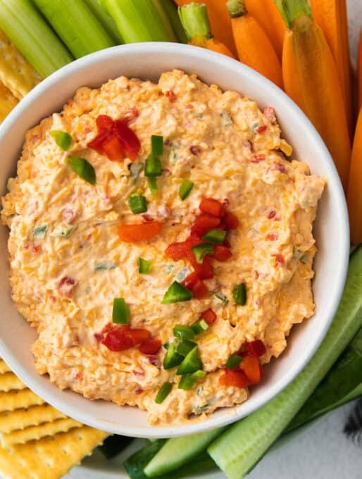 Pimento Cheese Dip Recipe